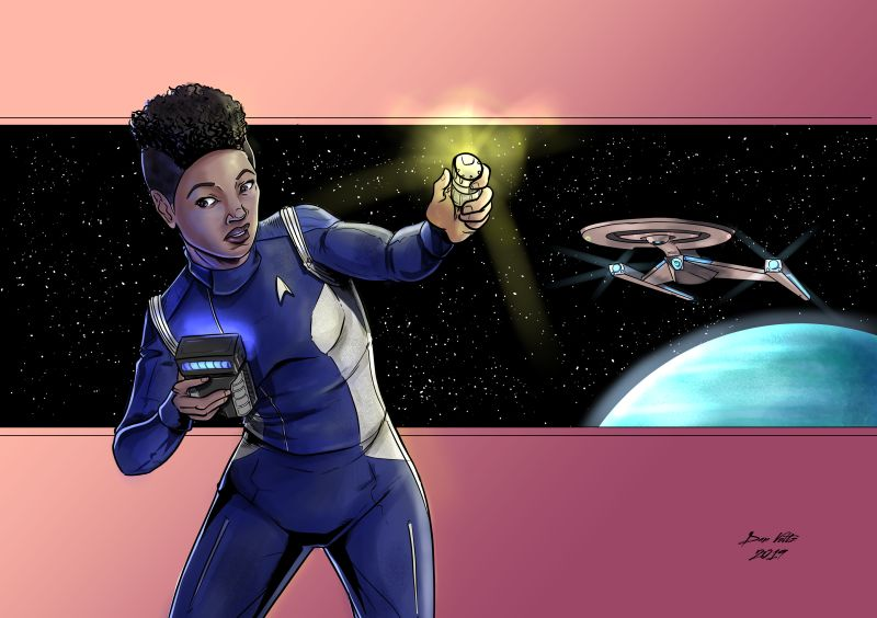 Michael Burnham_v3 - Colors