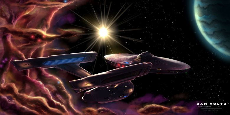 uss-enterprise-guiding-star_dan-voltz-art-social_media